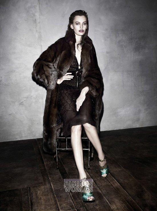 Осенне-зимняя рекламная кампания Prada  фото №5