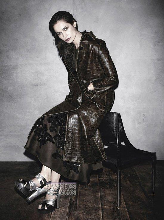 Осенне-зимняя рекламная кампания Prada  фото №8