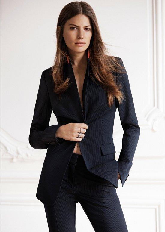 модная женская одежда для офиса