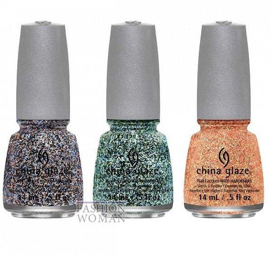Осенняя коллекция лаков для ногтей China Glaze  фото №2