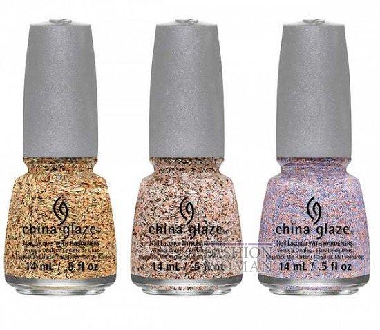 Осенняя коллекция лаков для ногтей China Glaze  фото №3