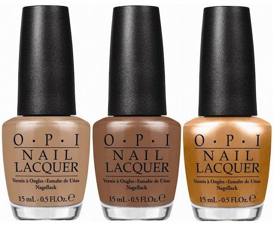 Осенняя коллекция лаков для ногтей OPI Nordic фото №2