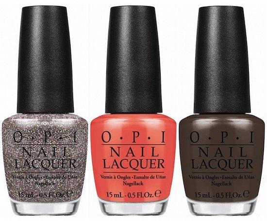 Осенняя коллекция лаков для ногтей OPI Nordic фото №3
