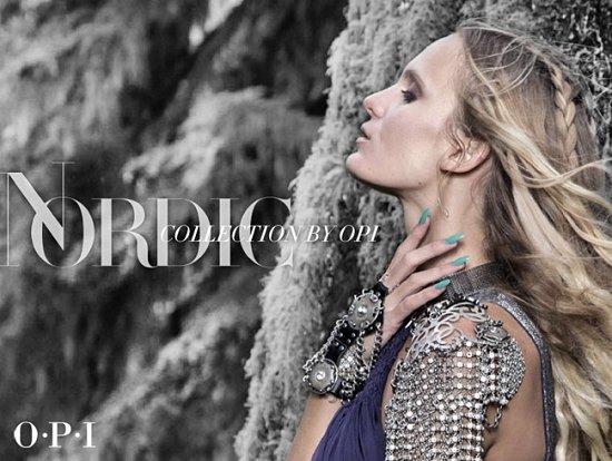 Осенняя коллекция лаков для ногтей OPI Nordic фото №6