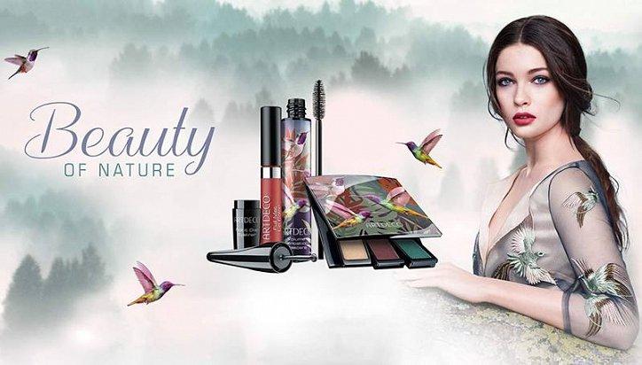 Осенняя коллекция макияжа Artdeco 2017