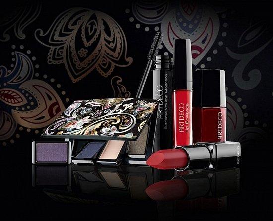 Осенняя коллекция макияжа Artdeco Majestic Beauty