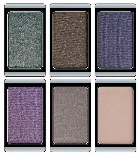 Осенняя коллекция макияжа Artdeco Majestic Beauty фото №3
