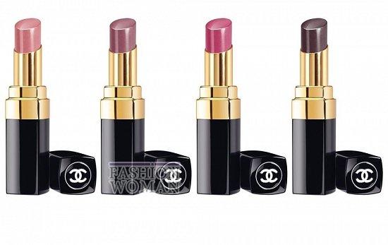 Осенняя коллекция макияжа Chanel Etats Poetiques  фото №6
