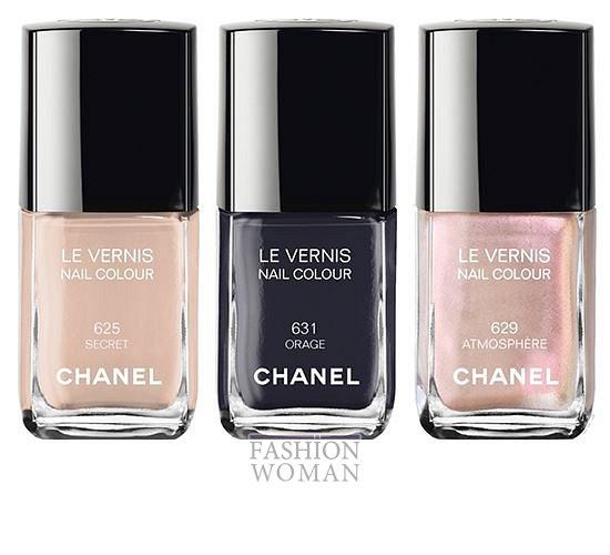 Осенняя коллекция макияжа Chanel Etats Poetiques  фото №8