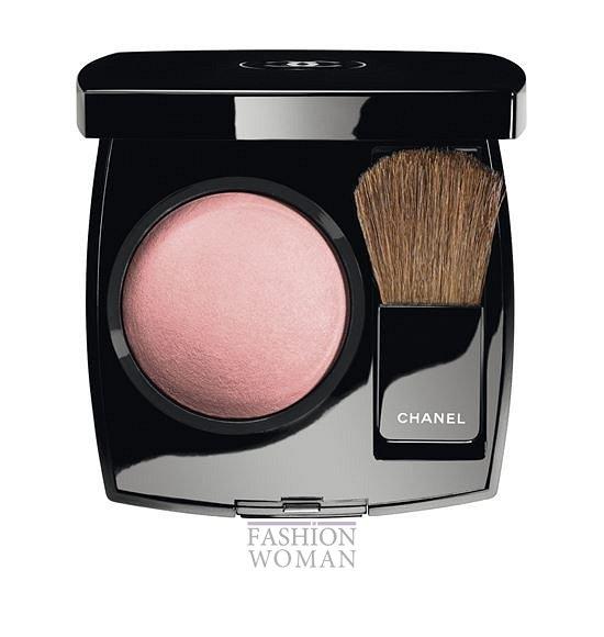 Осенняя коллекция макияжа Chanel Etats Poetiques  фото №4