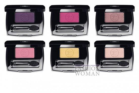 Осенняя коллекция макияжа Chanel Etats Poetiques  фото №2