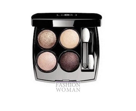 Осенняя коллекция макияжа Chanel Etats Poetiques  фото №3