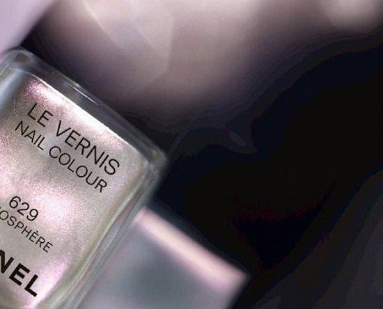 Осенняя коллекция макияжа Chanel Etats Poetiques  фото №10