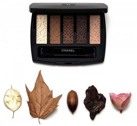 Осенняя коллекция макияжа Chanel Les Automnales фото №1