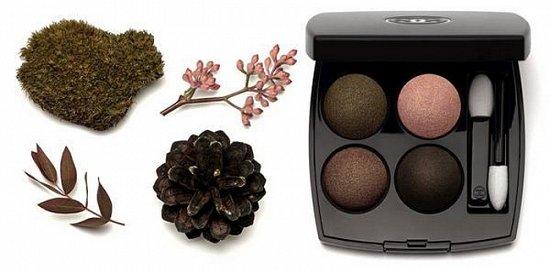 Осенняя коллекция макияжа Chanel Les Automnales фото №2