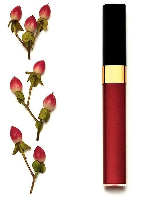 Осенняя коллекция макияжа Chanel Les Automnales фото №11