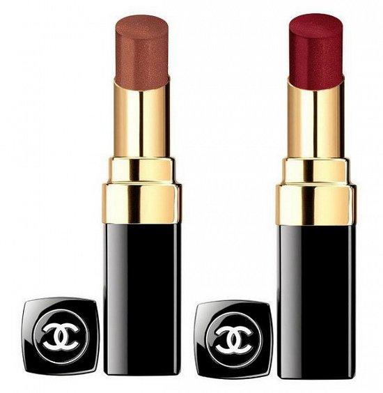 Осенняя коллекция макияжа Chanel Les Automnales фото №10