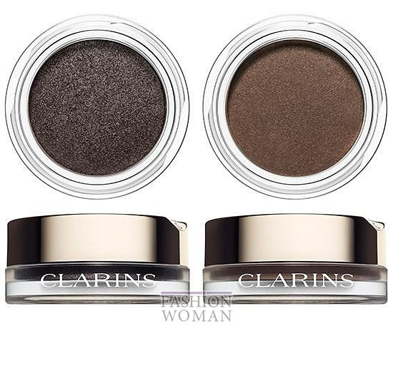 Осенняя коллекция макияжа Clarins Ladylike фото №6