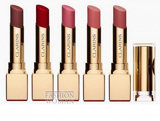 Осенняя коллекция макияжа Clarins Ladylike фото №12