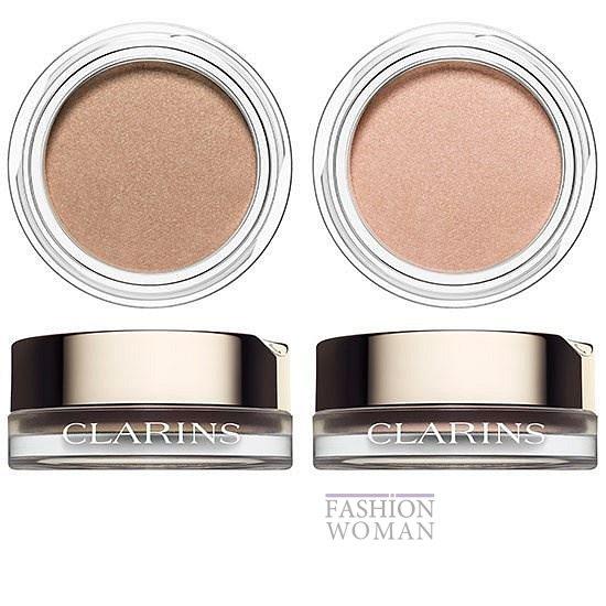 Осенняя коллекция макияжа Clarins Ladylike фото №4