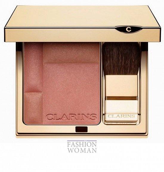 Осенняя коллекция макияжа Clarins Ladylike фото №9