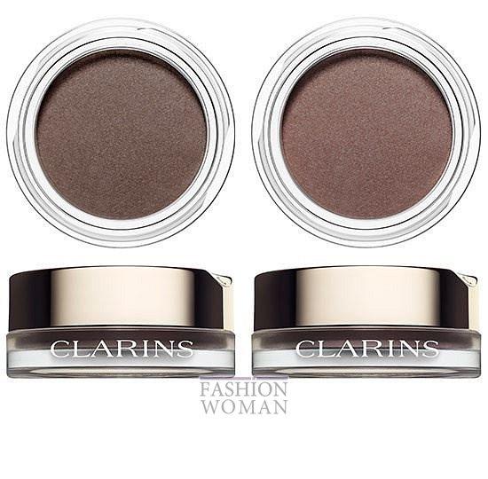 Осенняя коллекция макияжа Clarins Ladylike фото №5