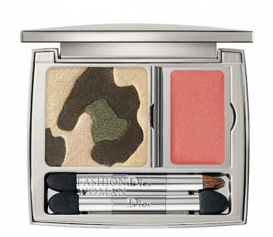 Осенняя коллекция макияжа Dior Golden Jungle фото №1