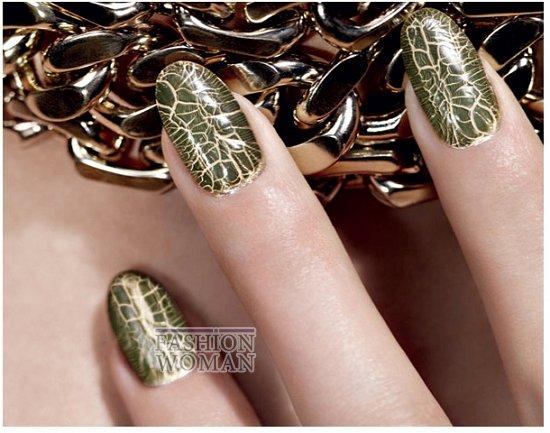 Осенняя коллекция макияжа Dior Golden Jungle фото №10