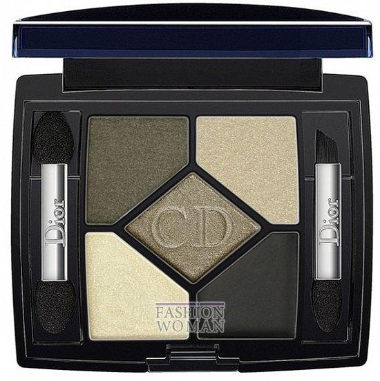 Осенняя коллекция макияжа Dior Golden Jungle фото №3