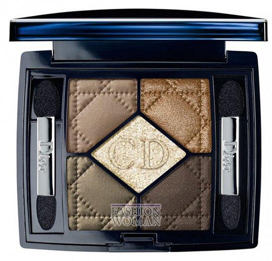 Осенняя коллекция макияжа Dior Golden Jungle фото №4