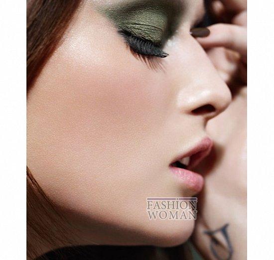 Осенняя коллекция макияжа Dior Golden Jungle фото №5
