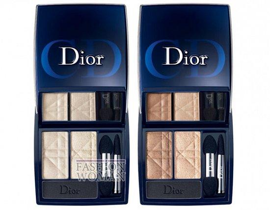 Осенняя коллекция макияжа Dior Golden Jungle фото №6