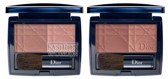 Осенняя коллекция макияжа Dior Golden Jungle фото №7