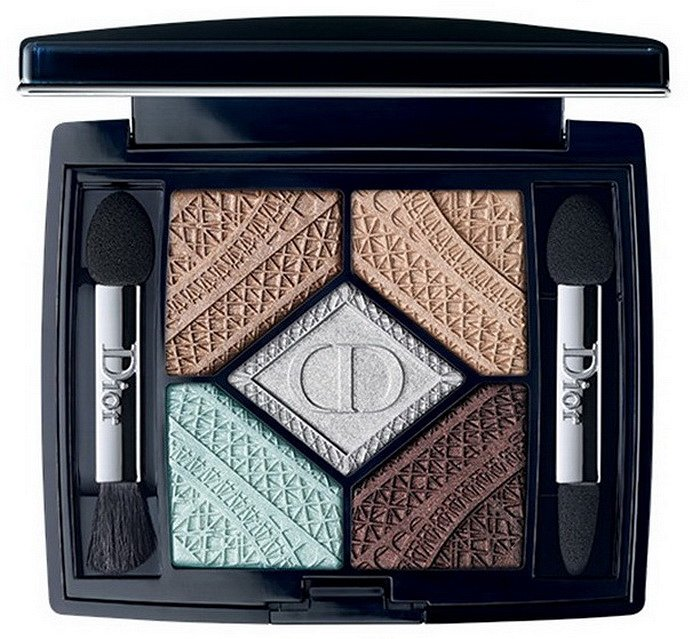 Осенняя коллекция макияжа Dior Skyline  фото №10