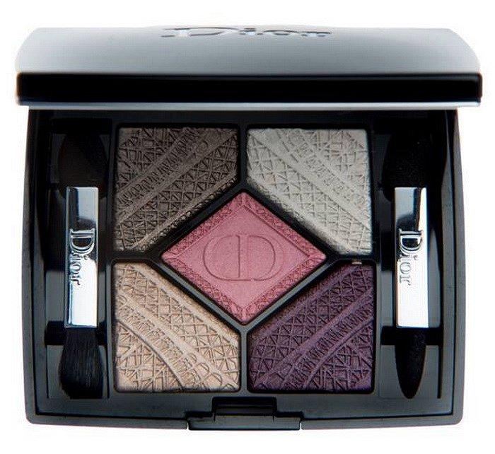 Осенняя коллекция макияжа Dior Skyline  фото №11