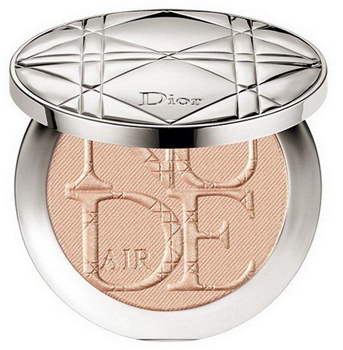 Осенняя коллекция макияжа Dior Skyline  фото №6