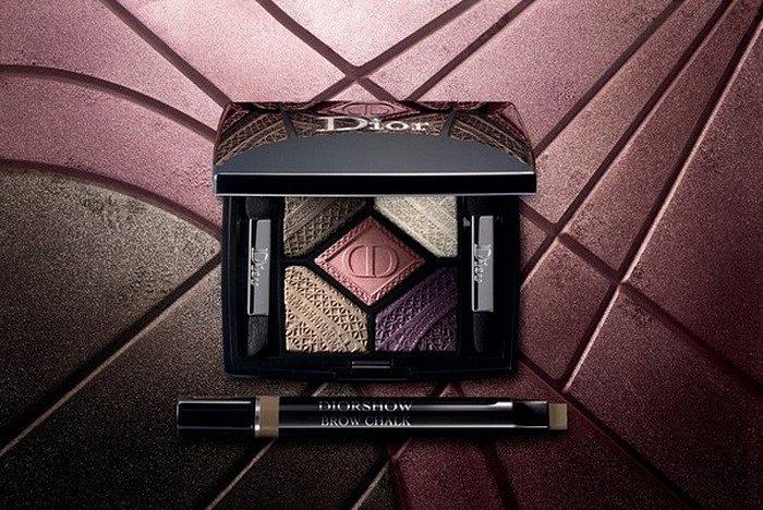 Осенняя коллекция макияжа Dior Skyline  фото №2