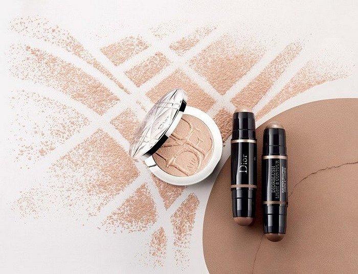 Осенняя коллекция макияжа Dior Skyline  фото №1