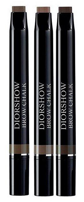 Осенняя коллекция макияжа Dior Skyline  фото №15