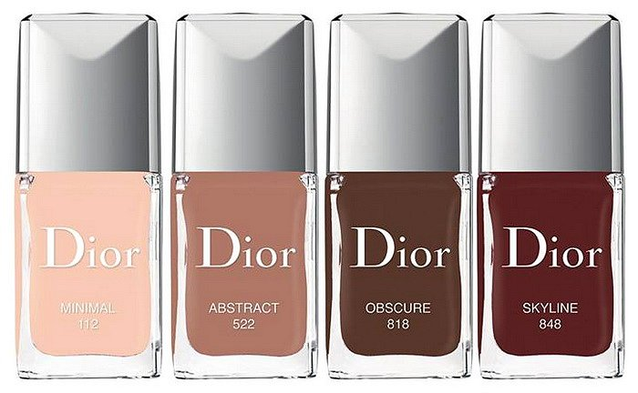 Осенняя коллекция макияжа Dior Skyline  фото №18