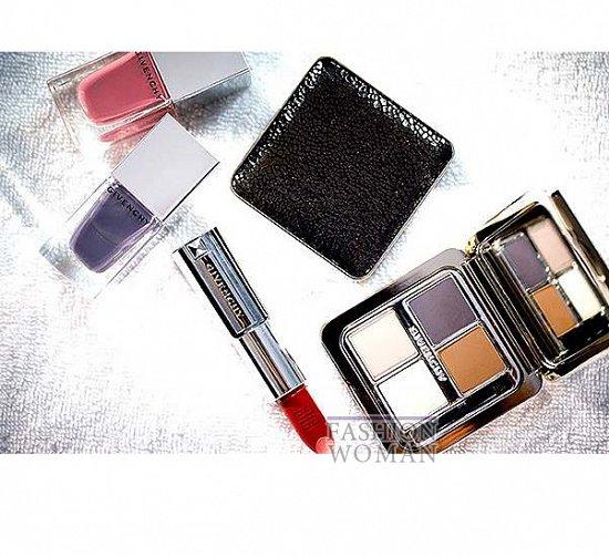 Осенняя коллекция макияжа Givenchy Soir D'Exception