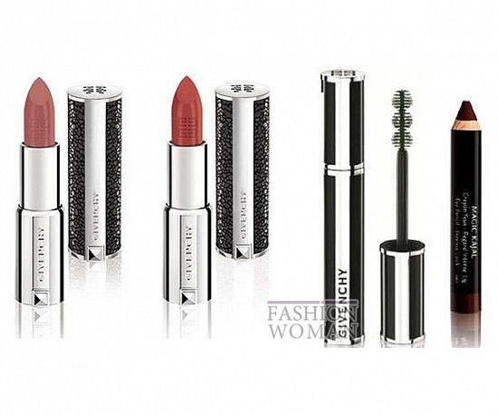 Осенняя коллекция макияжа Givenchy Soir D'Exception фото №2