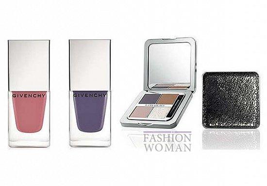 Осенняя коллекция макияжа Givenchy Soir D'Exception фото №3