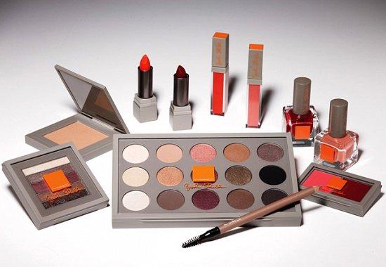 Осенняя коллекция макияжа MAC Brooke Shields  фото №1