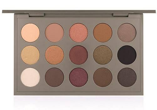 Осенняя коллекция макияжа MAC Brooke Shields  фото №2