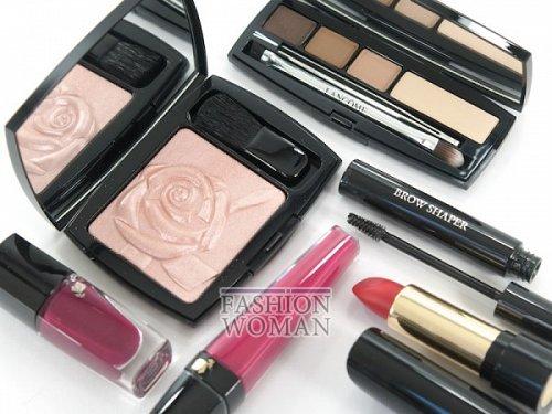 Осенняя коллекция макияжа от Lancome фото №11