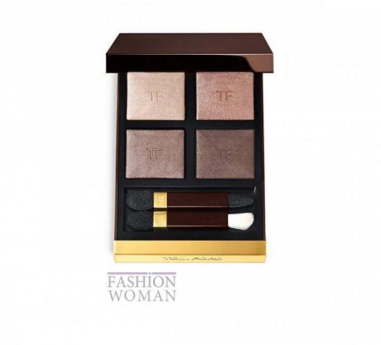 Осенняя коллекция макияжа Tom Ford Beauty фото №6