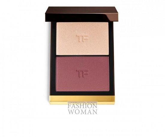 Осенняя коллекция макияжа Tom Ford Beauty фото №4