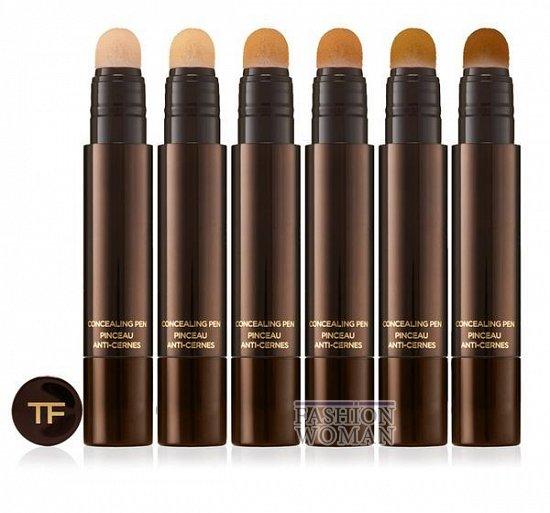 Осенняя коллекция макияжа Tom Ford Beauty фото №3