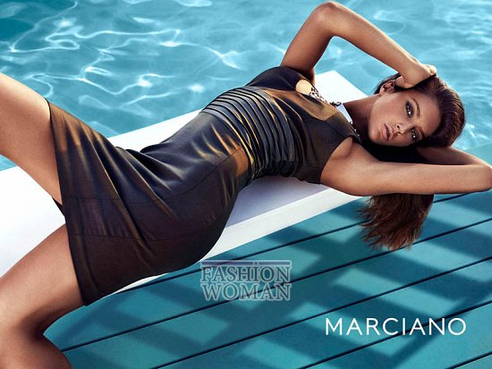 Осенняя рекламная кампания Guess by Marciano фото №3